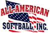 All American Softball School Retina Logo
